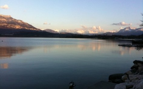Formation Plongée Lac du Bourget