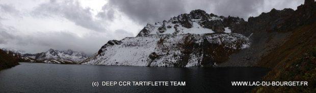 Plongée lac Merlet Montagne altitude
