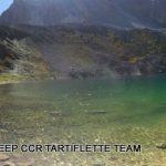 Plongee Recycleur altitude Montagne Merlet