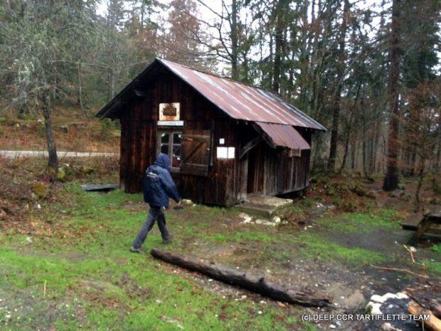 Cabane Baban Margeriaz Bauges Savoie