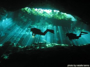 Voyage plongée - Cenote (c) natalie tanno