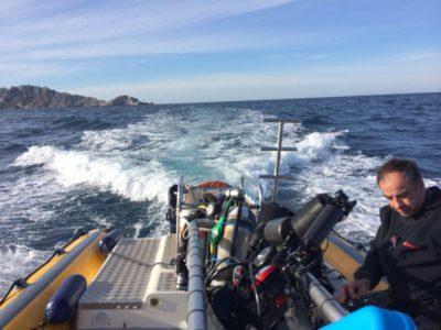 Plongée à Marseille - Formation plongée