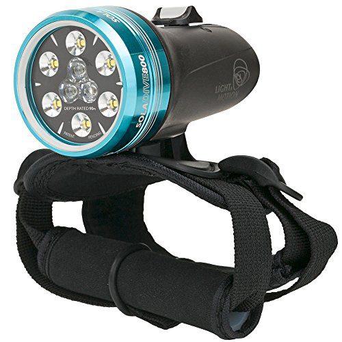 Lampe de plongée Light and Motion Sola Dive Light 800