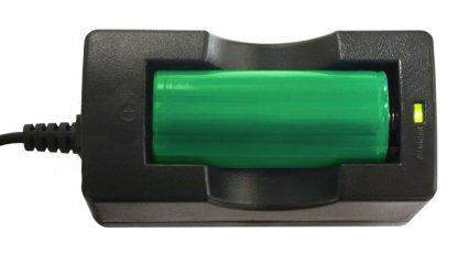Batterie et chargeur pour la Lampe de plongée Bigblue 3500P