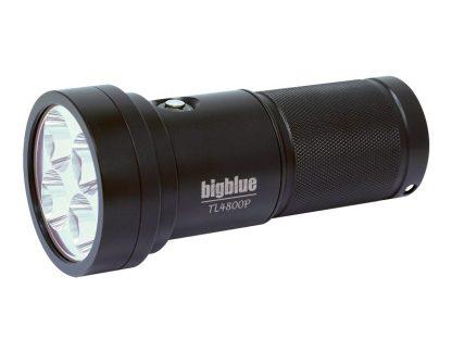 Lampe de plongée TL4800P