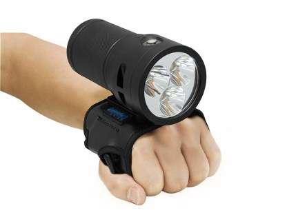 Gant souple Goodman Lampe de plongée Bigblue TL3500P Suprème
