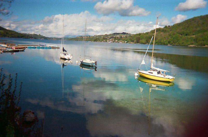 Plongée Lyon : plongée au lac de Paladru