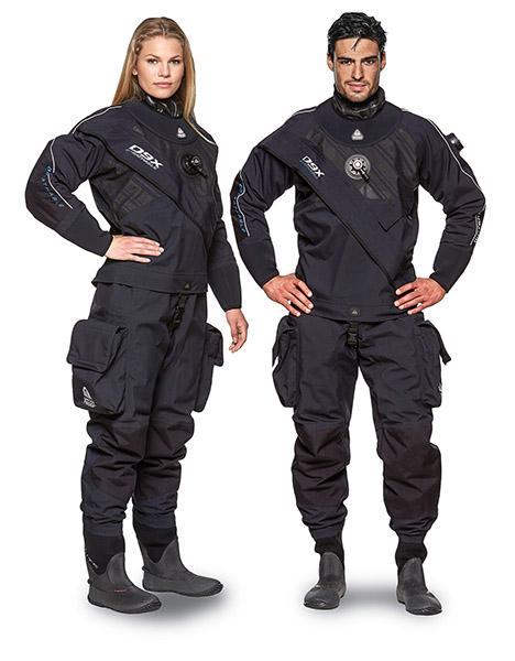 Combinaison étanche Waterproof D9X Respirante