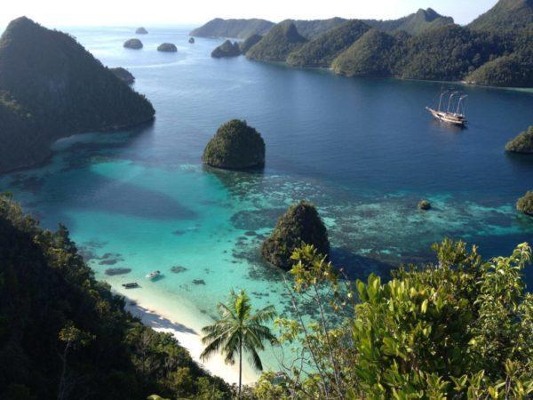 Croisière plongée à Raja Ampat en Indonésie