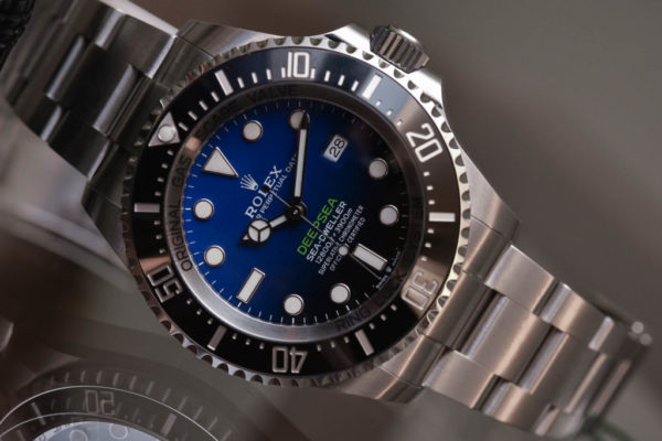 Les 10 meilleures montres de plongée du monde Rolex Deepsea