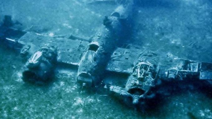 Trois nouvelles épaves de la seconde guerre mondiale découvertes à Malte