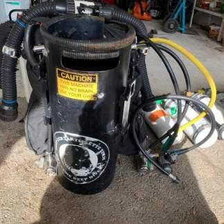 Recycleur plongée AP Diving Inspiration EVO occasion