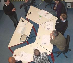 Workshop Inleiding lassencladden goed gewaardeerd door deelnemers