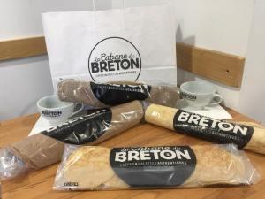 galettes à emporter circuit court La Cabane du Breton Crêperie Restaurant à Arcachon
