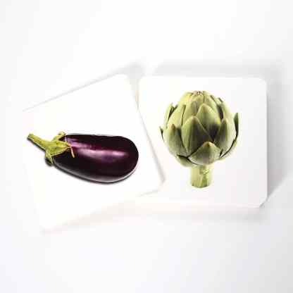 Légumes Cartes de nomenclature Montessori