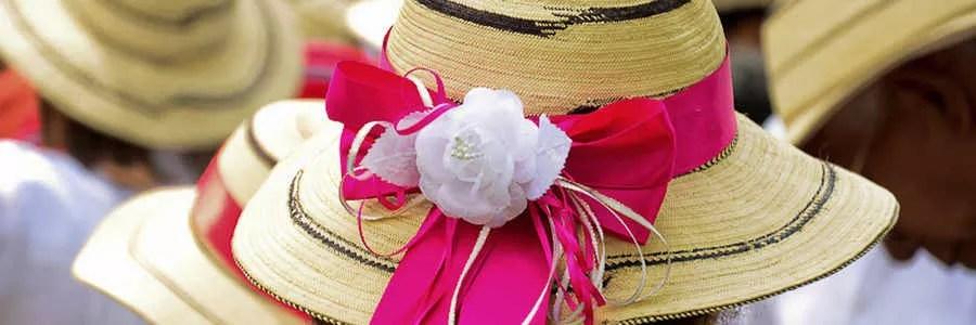 Sombrero de pintas