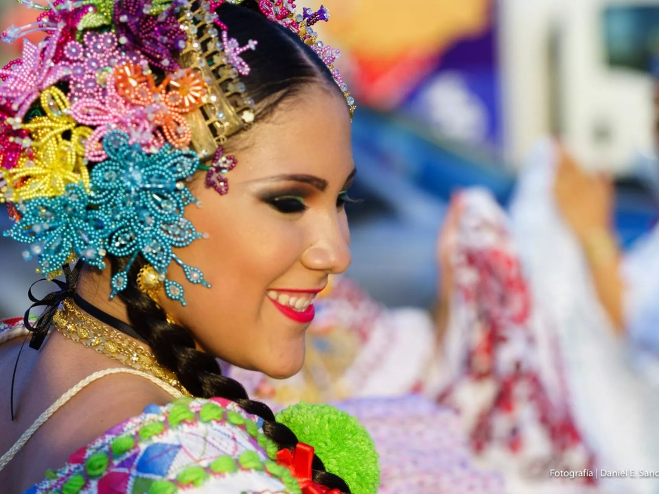 Festival del Tambor y la Pollera - San José