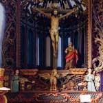 Iglesia San Francisco de la Montaña - La pasión de Cristo