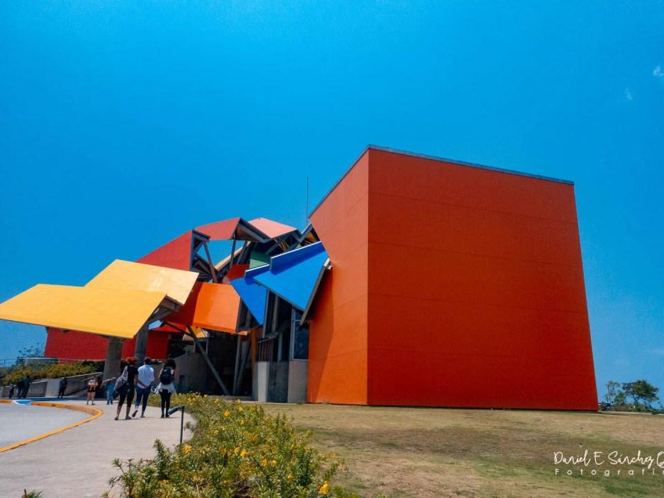 Edificio del Biomuseo
