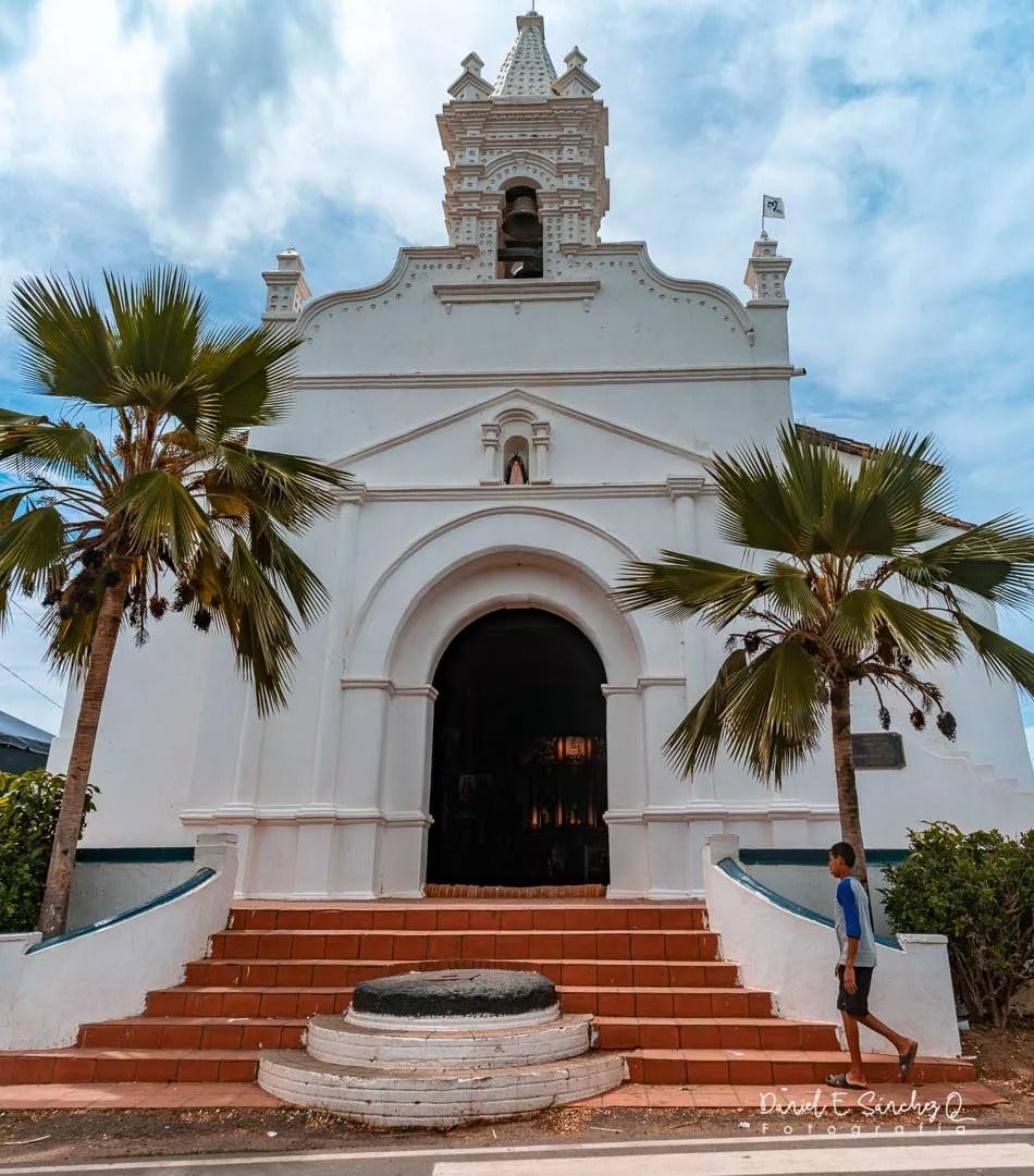 Iglesia Santo Domingo de Guzmán de Parita