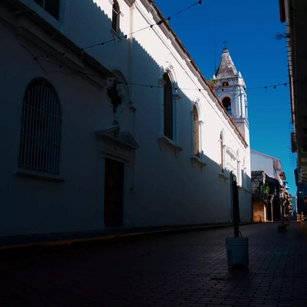 Iglesia de San José y Calle 8a