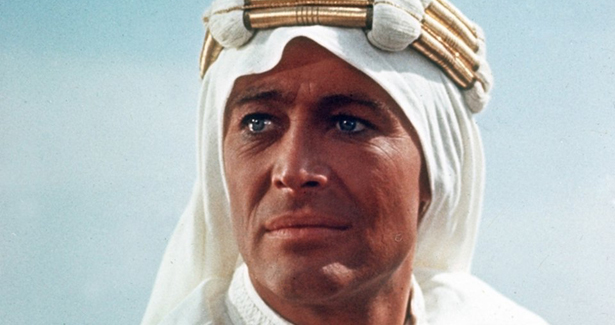 8 - LAWRENCE DE ARABIA