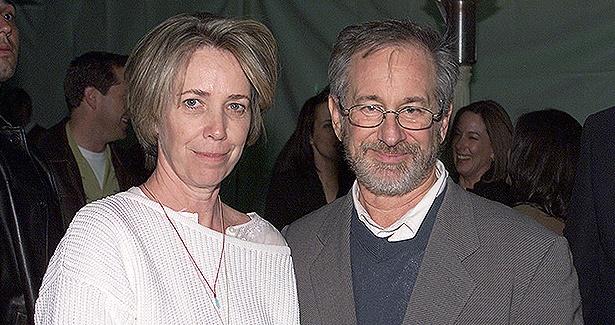 Melissa-Mathison-and-Steven-Spielberg