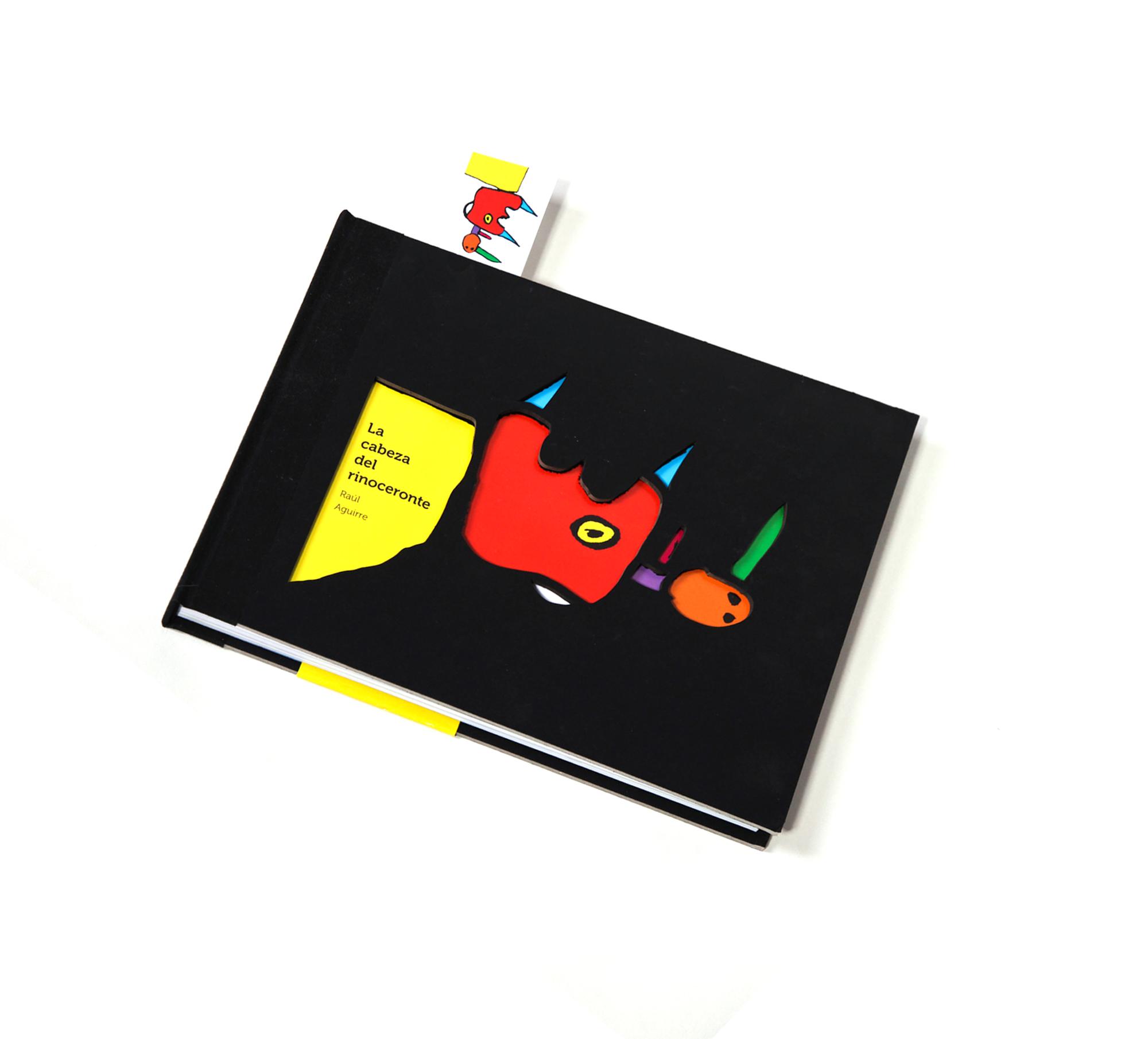 """Libro """"La cabeza del rinoceronte""""- arte y diversidad funcional"""