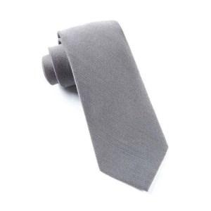 corbata lana gris - la caja de bruno