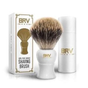 Brocha de afeitar -la caja de bruno