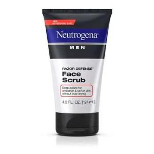 Exfoliante facial Neutrogena - La Caja de Bruno