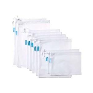 Set eco bolsas de tela - La caja de Bruno