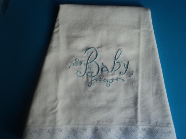 Baby Blanket Pa 241 Al Tela Antiseptica Bordado Quot Baby