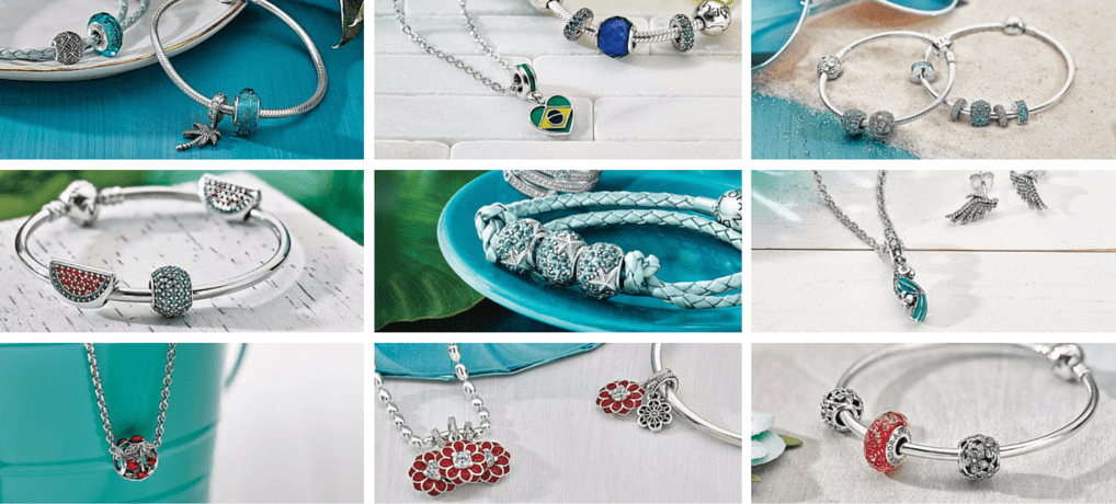 PANDORA Summer 2016 Collection