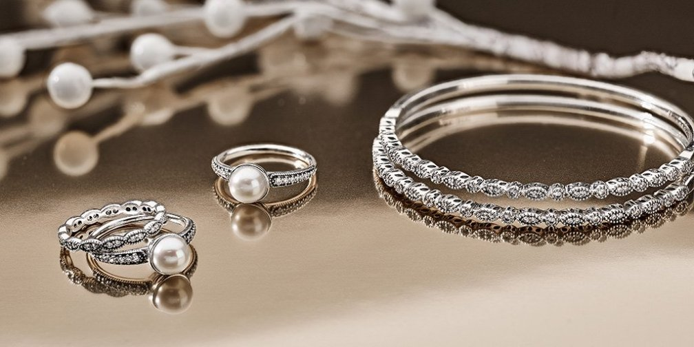 PANDORA History Rings and Bracelet
