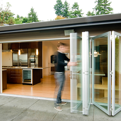 How To Make Bifold Doors Stay Closed