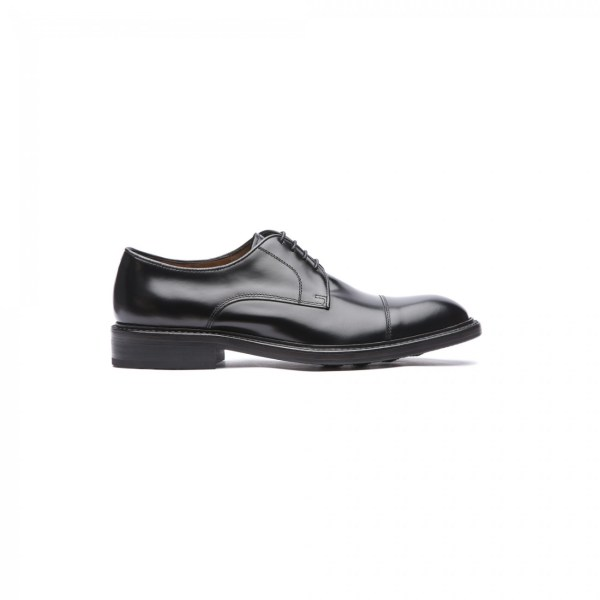 Zapato de cordones negro vestir