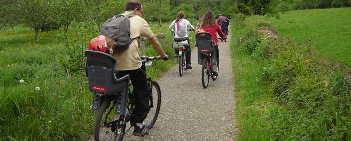 Rutas para montar en bicicleta en Asturias