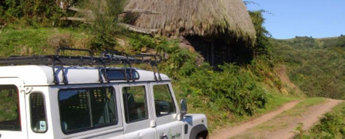 Excursiones en todoterreno en Asturias, Rutas 4x4 Teverga