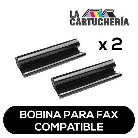 Philips Pack 2 bobinas para fax, reemplaza a PFA301 Compatible