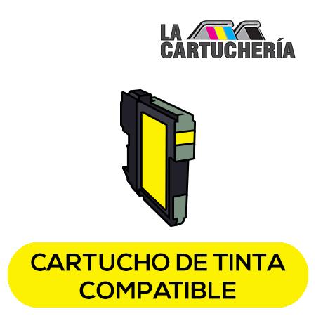 Brother LC1000Y / LC970Y Compatible