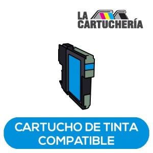 Brother LC1100C / LC980C Compatible