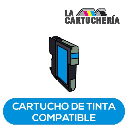 Brother LC1100HYC Compatible