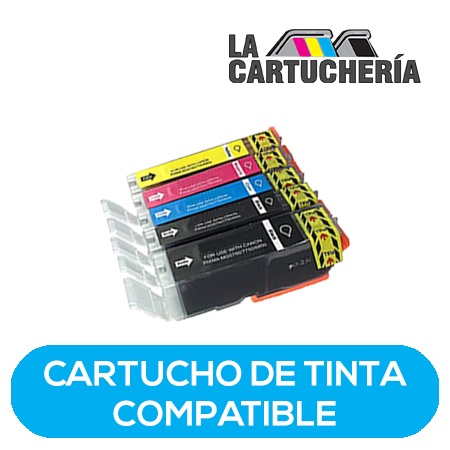 Canon CLI551XLC - 6444B00 / CLI551C - 6509B001 Compatible