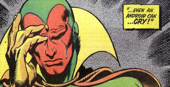 Marvel-Comics-Vision-llorando