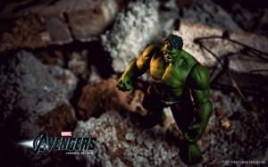 figuras hasbro los vengadores hulk