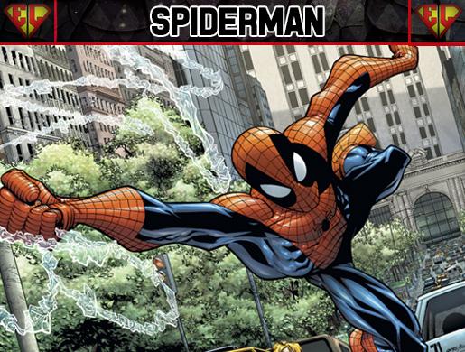 spiderman chico de la semana
