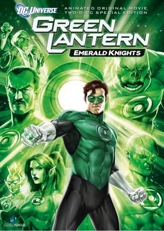 Linterna Verde: Caballeros Esmeralda