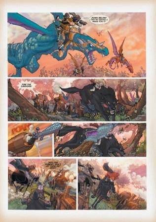 Fairy Quest Página 19