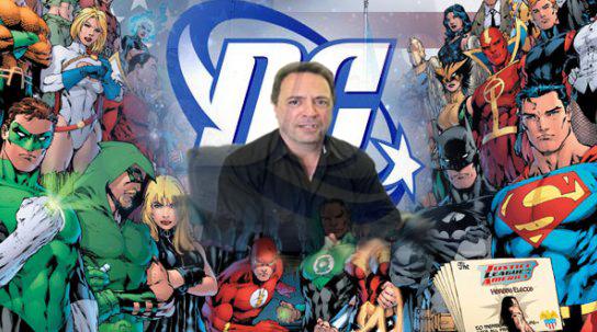 Bob Harras Universo DC